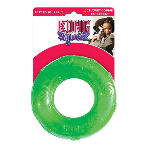 KONG Squeezz Ring (5)