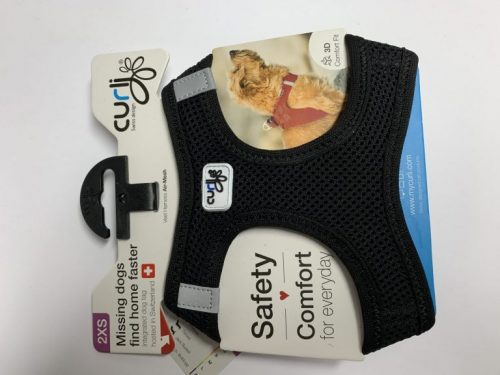 Curli Vest Air mesh