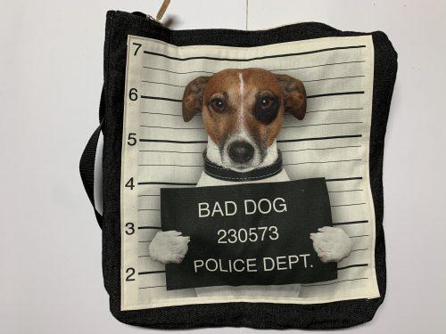 Umhängetasche Bad Dog