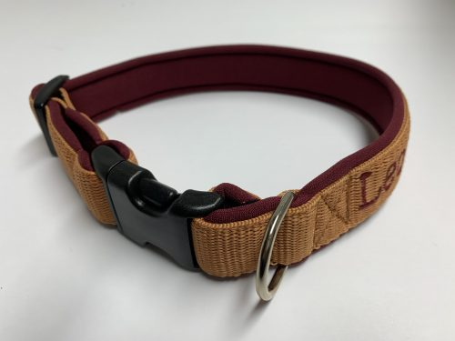 Halsband Clipverschluss verstellbar