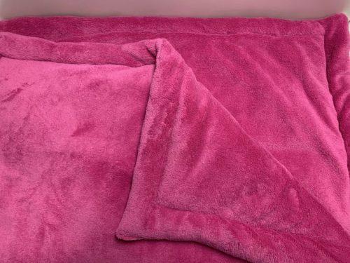 Think dog Kuscheldecke pink