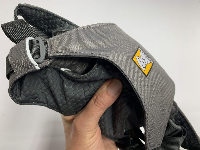 Ruffwear Geschirr Flagline granit gray